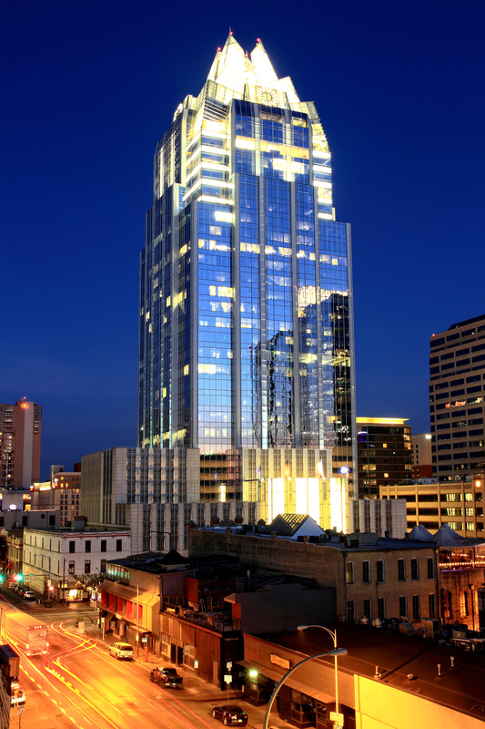 Frost Bank Tower - Texas
