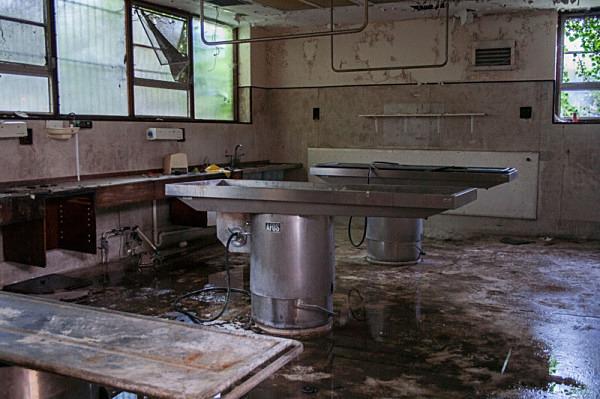 St Peters Mortuary Chertsey urbex urban exploration abandoned morgue morgue mortuary