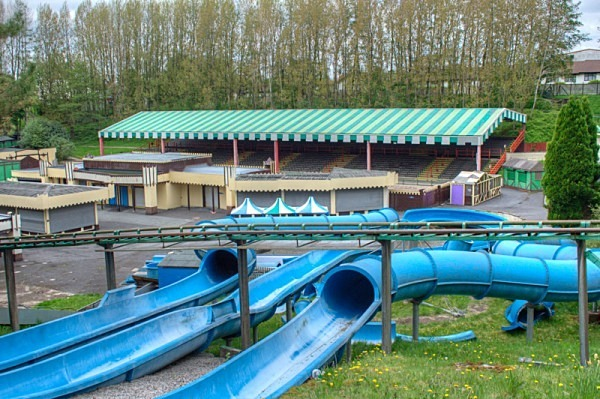 Camelot Theme Park urbex urban exploration