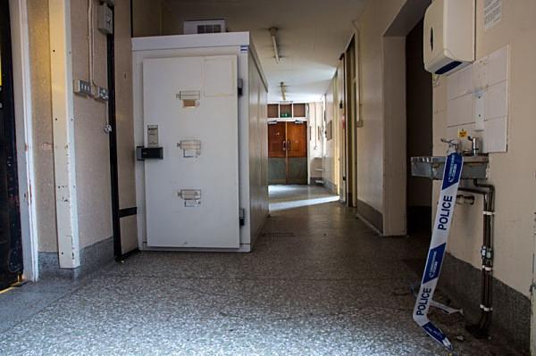 Selly Oak Hospital urbex urban exploration