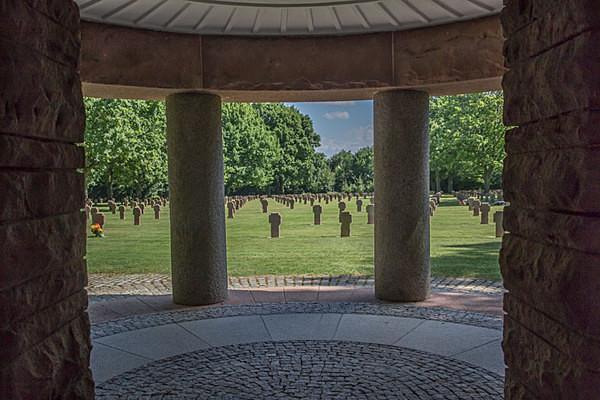 Normandy Memorial Graveyard - miscellaneous