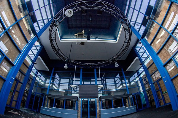 Vue Multiplex Cinema Bury urbex urban explorationderelict cinema park 66