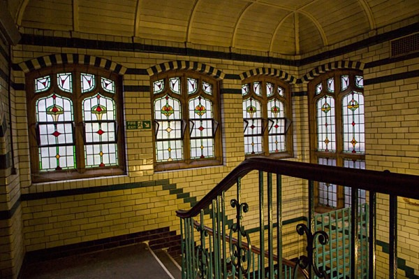 Moseley Road Baths urbex urban exploration victorian swimming baths gala pool