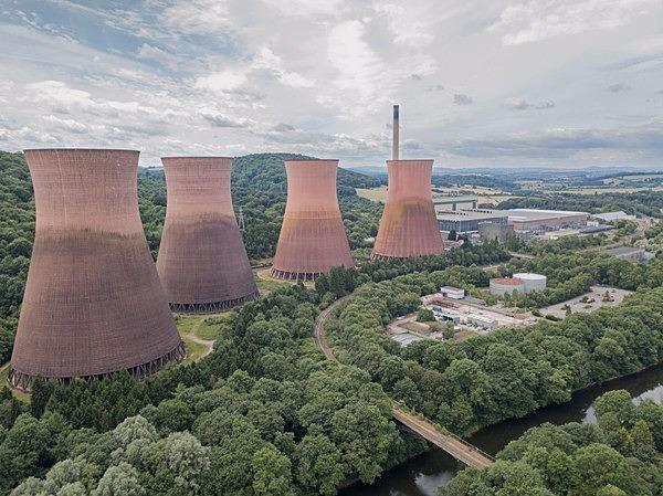 Iron Bridge Power Station - miscellaneous