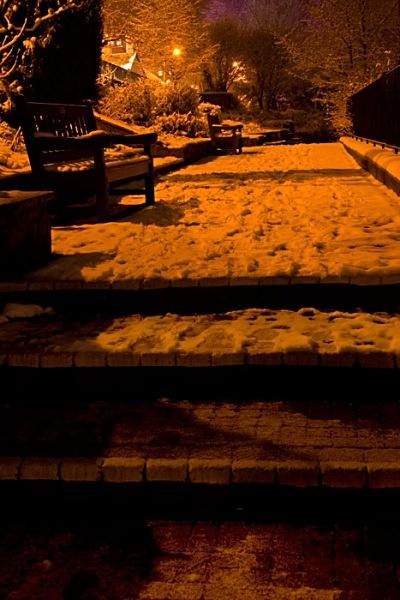 slippy scotish steps - miscellaneous