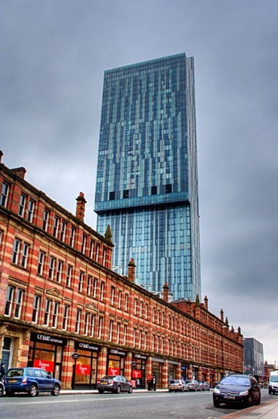walk around manchester manchester photographs spinningfields mosi museum of science and industry betham tower canal manc pictures manchester