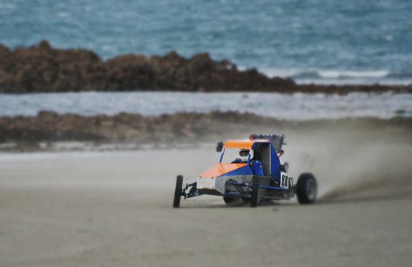 beach racing guernsey