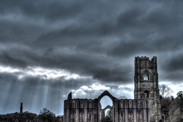fountains abbey, national trust