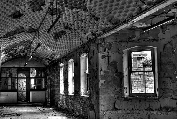 St Johns Asylum Lincoln urbex urban exploration lincoln asylum hospital