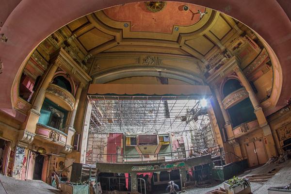 Burnley Empire Theartre urbex urban exploration