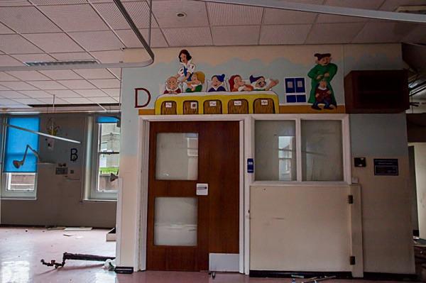 Derby Royal Infirmary urbex urban exploration derby royal abandoned hospital derby hospital