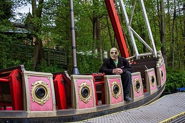 Camelot Theme Park urbex urban exploration