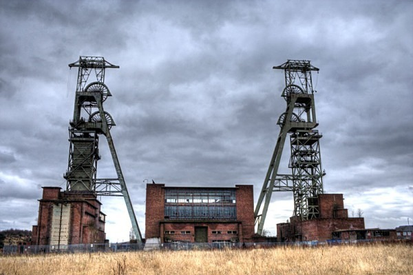 Clipstone Colliery  urbex urban exploration coal mine colliery clipstone