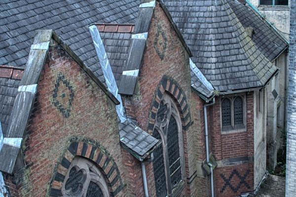 St Joseph's Orphanage Preston urbex urban exploration hospital st joes preston