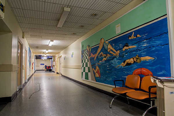 Alder Hey Childrens Hospital urbex urban exploration nhs foundation liverpool alder hey  Alder Hey in the Park