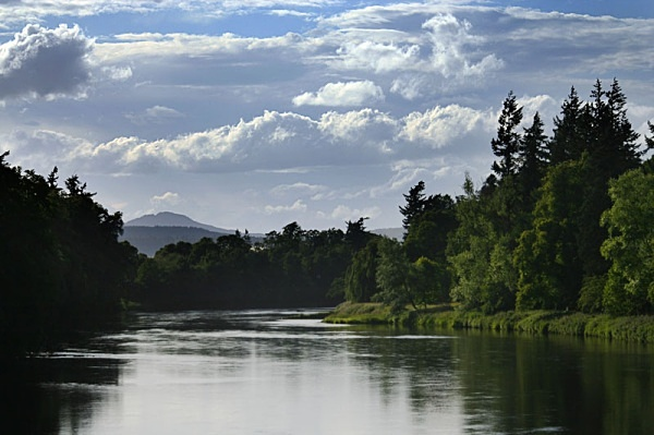 river tay origional - Photoshop Work