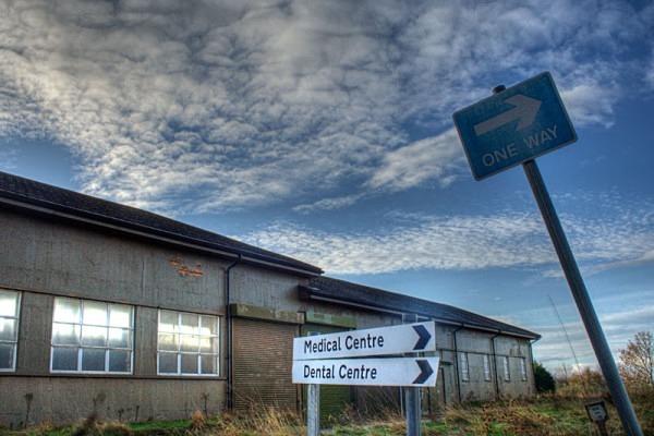 RAF Kirton in Lindsey raf, royal air force urbex abandoned urban exploration