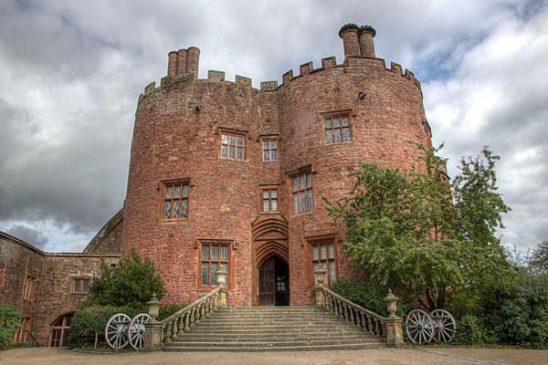 Powis Castle - Landscapes