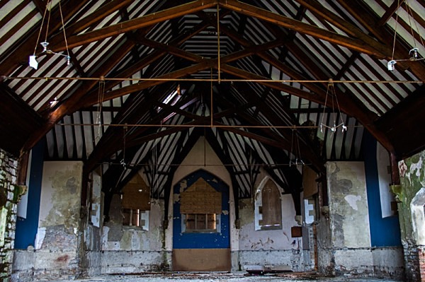 Denbigh Asylum aka The North Wales Hospital Wales  petercostellophotography  Denbigh Mental Asylum Urbex  Urban Exploration Denbigh Hospital