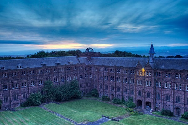St Josephs Seminary Upholland urbex urban exploration wigan seminary st joes upholland