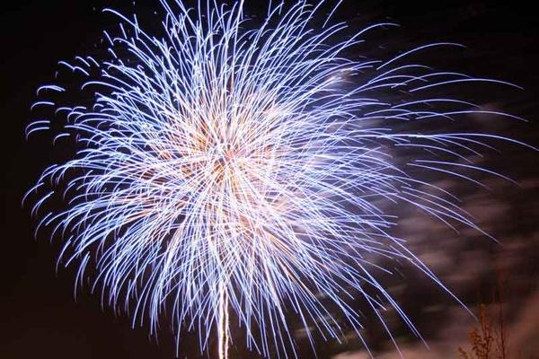 garstang fireworks