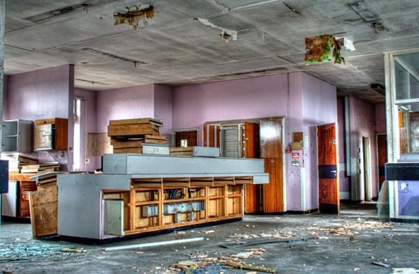 Mansfield Hospital urbex urban exploration mansfield nhs