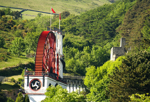 isle of man tt crash tt isle of man joey dunlop laxey wheel