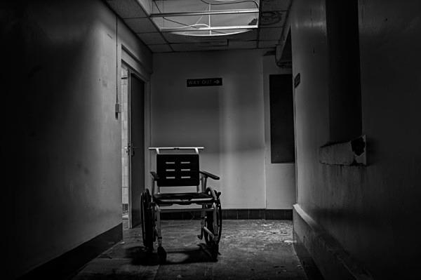 HM Stanley Hospital Wales mortuary urbex urban exploration