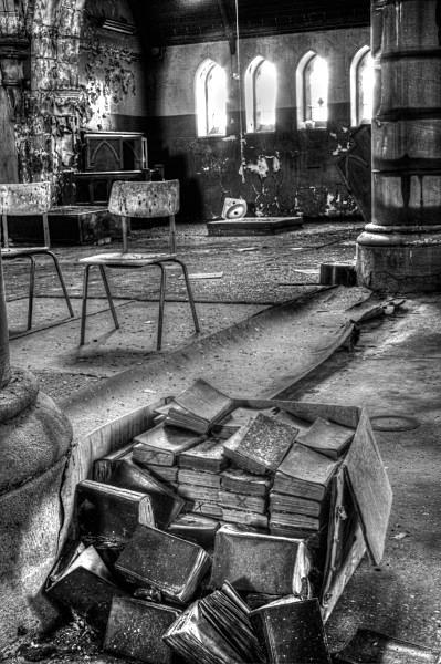 St Jerome Church manchester gorton urbex urban exploration
