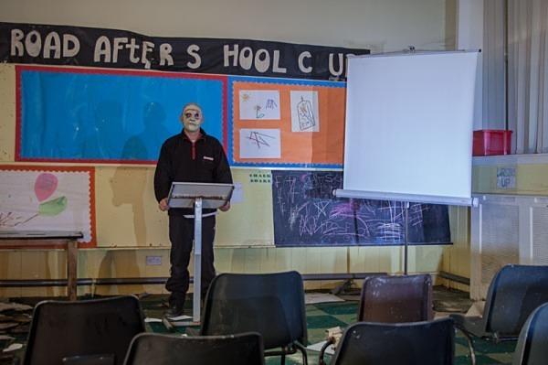 Victoria Road Primary school aberdeen urbex urban exploration