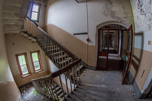 St Josephs Seminary Upholland urbex urban exploration wigan seminary st joes upholland