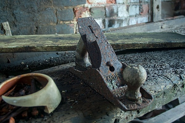Holdings Pottery  urbex urban exploration pottery abandoned