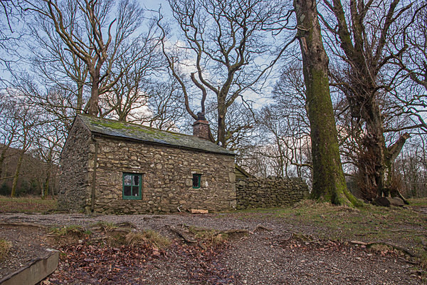 Holmewood Bothy Loweswater Cumbria National Trust Holmewood Petercostellophotography.com lake district Bothys Watergate Farm