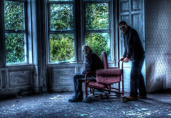 royal cornhill hospital aberdeen urbex urban exploration abandoned scotland hospital aberdeen
