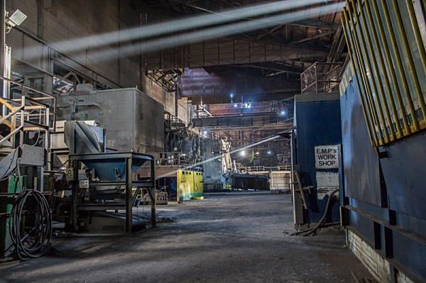 Thamesteel sheerness urbex urban exploration petercostellophotography steel plant thame steel kent isle of sheppey