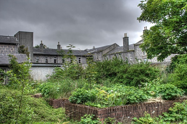 royal cornhill hospital aberdeen urbex urban exploration abandoned scotland hospital aberdeen