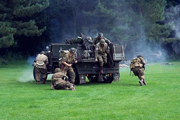 saddleworth war weekend
