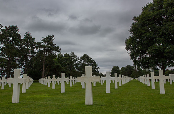 Normandy American Cemetery and Memorial - miscellaneous