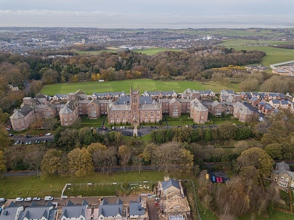 November 2017 - Lancaster Moor Hospital (Lancaster County Asylum)