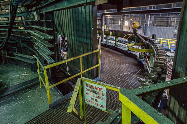 Thamesteel sheerness urbex urban exploration petercostellophotography steel plant thames steel kent isle of sheppey