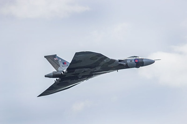 The Cholmondeley Pageant of Power  Cholmondeley vulcan bomber Pageant of Power  gothic castle  formal garden red bull