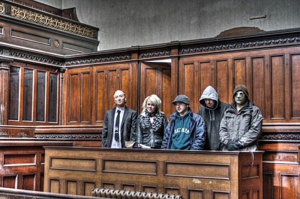 Sheffield Crown Courts urbex urban exploration courts abandoned court house