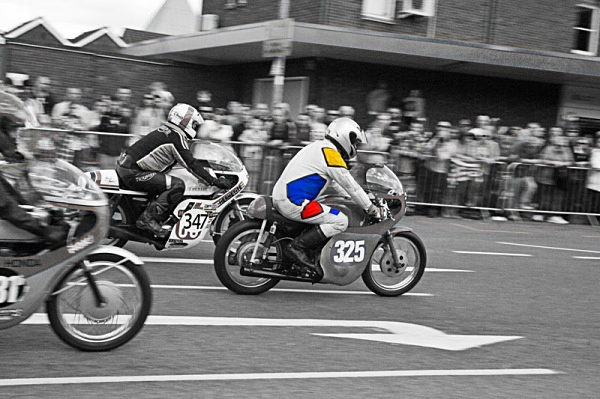 northwich thundersprint - Photoshop Work
