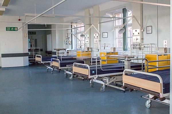 Royal Haslar Hospital gosport peter costello  urbex, urban exploration military hospital  gosport Royal Hospital Haslar  pocock brothers padded cell