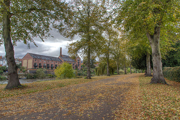 Shrewsbury - Landscapes