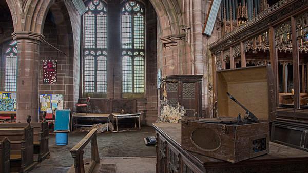 St John the Evangelist's Church Crawshawbooth urbex urban exploration st johns Anglican parish church