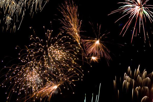 guernsey fireworks