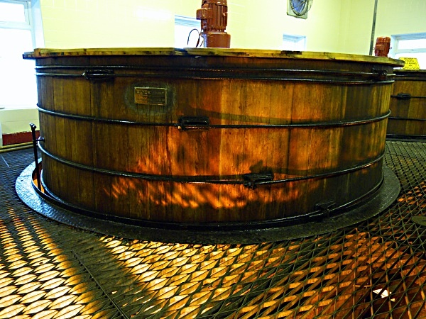 Washback at Glengoyne, 10 Jan 2010 - Whisky