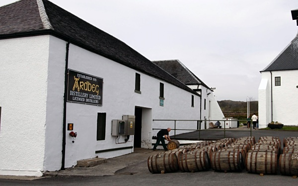 Roll out the Barrel - Whisky