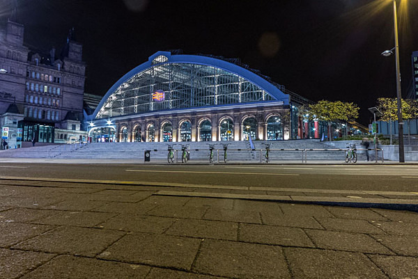Lime Street Station, Liverpool - Miscellany